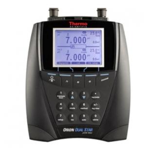 赛默飞Dual Star/2115000 pH值、ISE、mV、ORP 和温度双通道台式测量仪