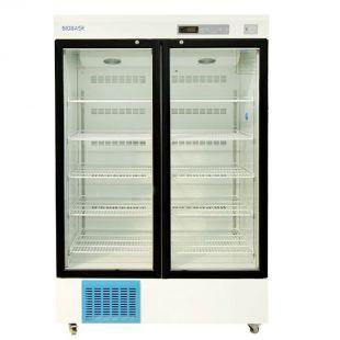 博科2-8℃双开门医用冷藏箱BYC-588