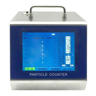 欧莱博 交流触摸屏大流量尘埃粒子计数器Y09-310LCD