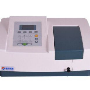 上海仪电扫描型可见光度计7230G