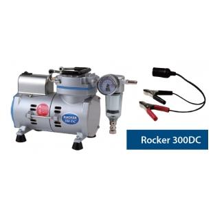 洛科无油真空泵Rocker300DC
