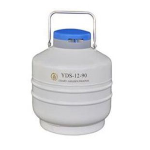 成都金鳳YDS-12-90型號液氮罐