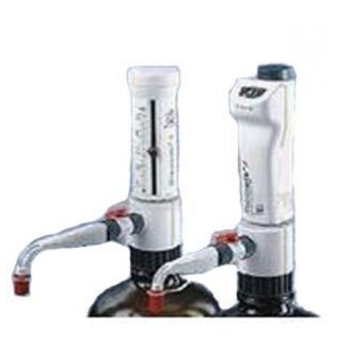 25ml数字型瓶口分配器