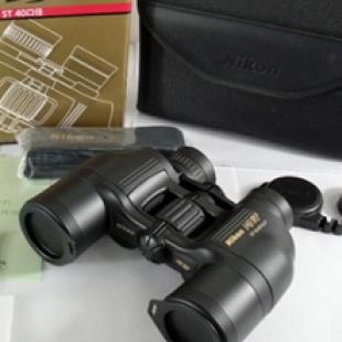 尼康阅野SX 10x50望远镜10倍定焦