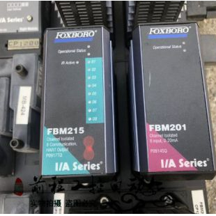 FBM215福克斯波罗FOXBORO控制器