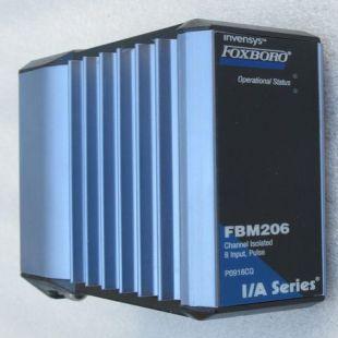FBM206福克斯波羅FOXBORO控制器