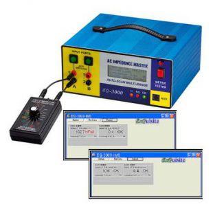 Megalin EQ-3000 双输入交流阻抗量测记录器