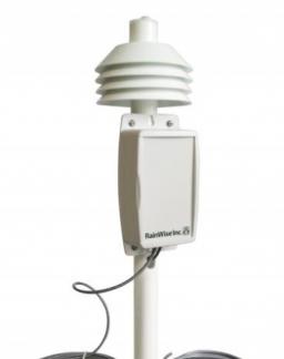 美国RainWise PVmet75太阳总辐射监测系统