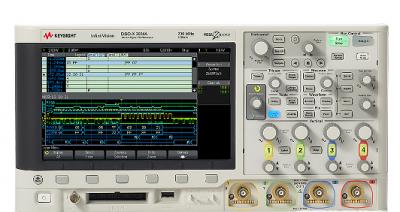 美国AGILENT DSOX3024A示波器