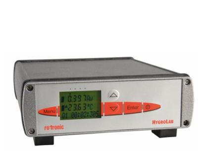 瑞士ROTRONIC Hygrolab-C1-SET台式水分活度仪