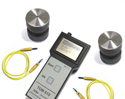 德国KLEINWACHTER TOM-610-TF重锤式电阻测试套件
