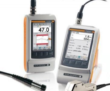德国FISCHER FMP150手持磁感应涂层测厚仪