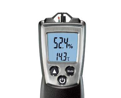 德国testo 610迷你型温湿度仪