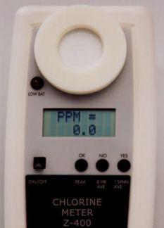 Z-400型氯气检测仪
