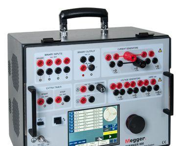 美国MEGGER SVERKER900继保与变电站测试系统