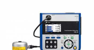 日本RION理音 VM-56三轴地传振动测量仪