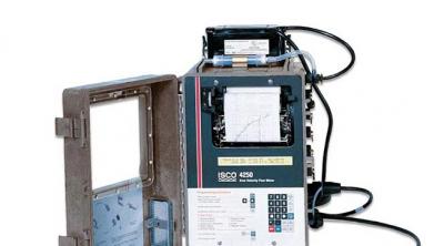 美国ISCO 4250流速超声波测量仪