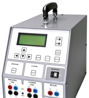 瑞典DV POWER SAT30A断路器线圈分析仪