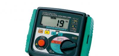 日本KYORITSU(共立) MODEL 5406A漏电开关测试仪