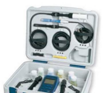 德国WTW Multi 3400i手持式多参数水质分析仪