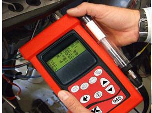 英国凯恩KANE KM945烟气分析仪