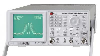 德国HAMEG(惠美) HM5530频谱分析仪