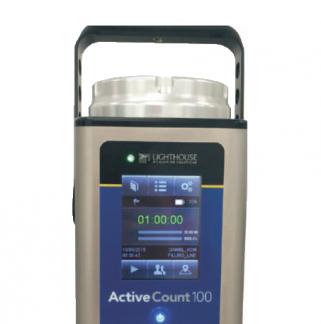 美国Lighthouse ActiveCount100便携式微生物采样器