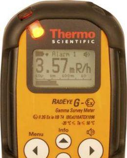 美国热电Radeye G Ex防爆系列个人辐射测量仪