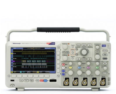 美国泰克MSO/DPO2000B混合信号示波器系列