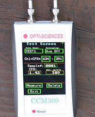 美国OPTI-SCIENCES CCM-300叶绿素含量测量仪