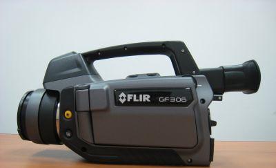 美国Flir GF306 SF6和氨气泄露?检测成像仪