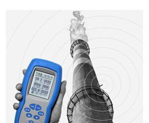 英国凯恩KANE 850 插入式遥控快速烟气分析仪