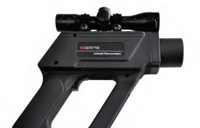 德国欧普士Optris P20H2红外测温仪