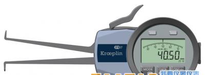德国Kroeplin(古沃匹林) G220电子式内卡规 20 - 40mm