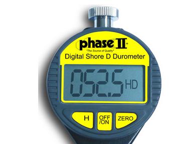 美国Phase II(菲思图) PHT-980 邵氏D型硬度计