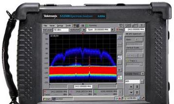 美国Tektronix(泰克) H500频谱分析仪
