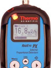 美国THERMO FISHER RADEYE PX便携式辐射测量仪