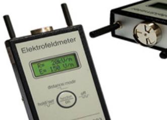 德国KLEINWACHTER E3AKC人体静电位测试仪
