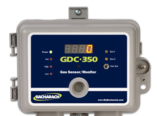 美国BACHARACH 气体传感器监测器 GDC-350
