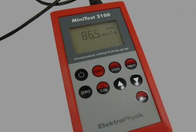 德国EPK MINITEST 2100涂层测厚仪