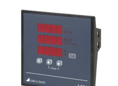 德国GMC-I SINEAX A220 LED显示多功能电量表