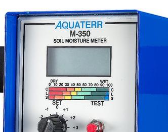 美国Aquaterr M-350便携式土壤水分速测仪