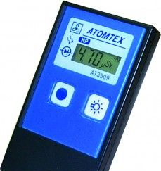 白俄罗斯ATOMTEX AT3509C个人剂量计