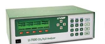 美国LI-COR LI-7000 CO2/H2O分析仪