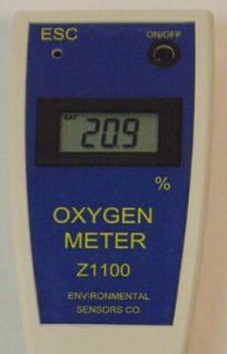 美国ESC Z-1100型氧气检测仪