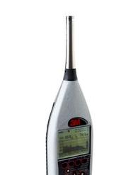 美国3M QUEST Soundpro SE/DL 系列实时噪声频谱分析仪