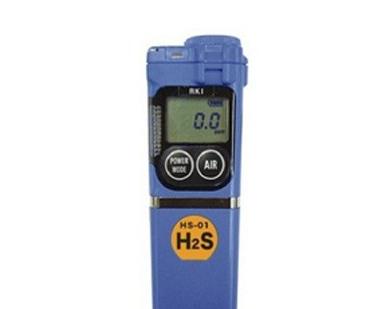 日本理研HS-01便携式硫化氢检测仪