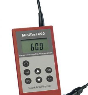 德国EPK MINITEST 600BFN涂层测厚仪