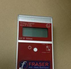 英国FRASER EX715手持式防爆静电测试仪
