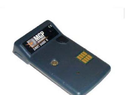 芬兰Mirion DMC 2000X个人剂量计